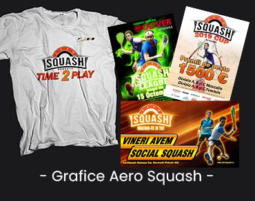 Grafice Aero Squash